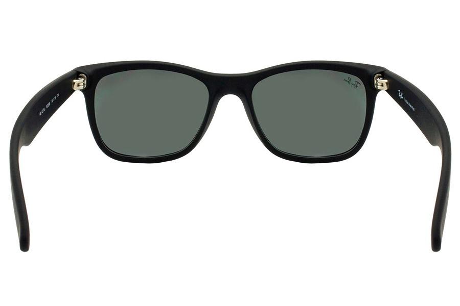 ab92f10a0 óculos de sol ray ban sergio rb4219l 622 88/54 preto espelha. Carregando  zoom.