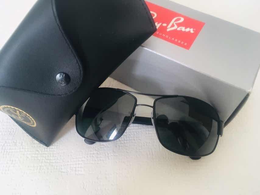 d305dd2b4 Óculos De Sol Ray Ban Sunglasses Original Masculino - R$ 339,49 em ...