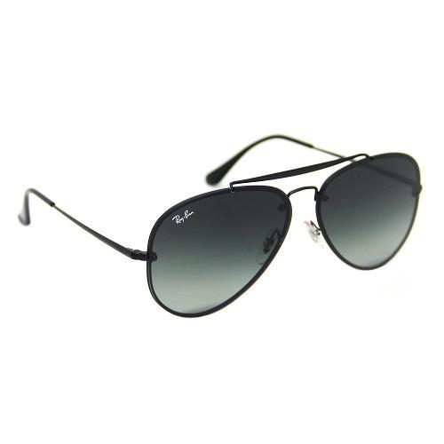 6f244b3a0a4a3 Óculos De Sol Ray Ban Top Rb 3584 Aviador Blaze Original - R  342