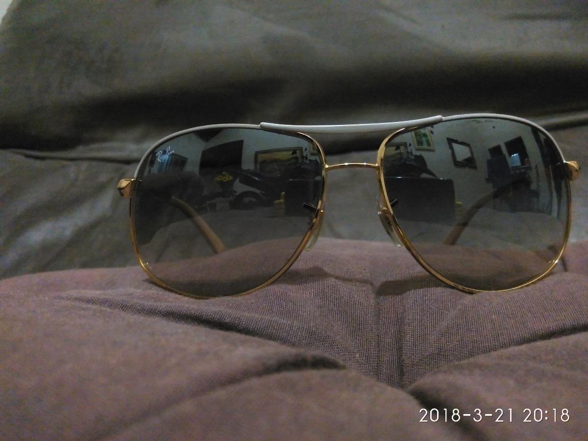 0c5ee984f Óculos De Sol Ray-ban Unissex Adulto Cockpit - R$ 150,00 em Mercado ...
