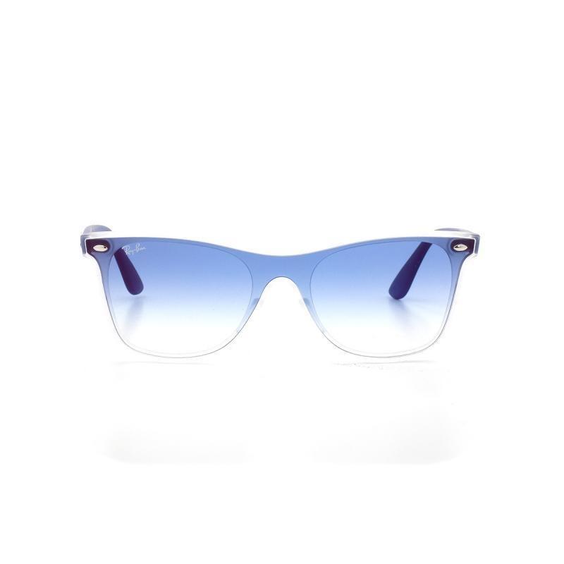 60b75473bc4a7 óculos de sol ray ban wayfarer 4440-n t 41 c 6356 x0 azul. Carregando zoom.