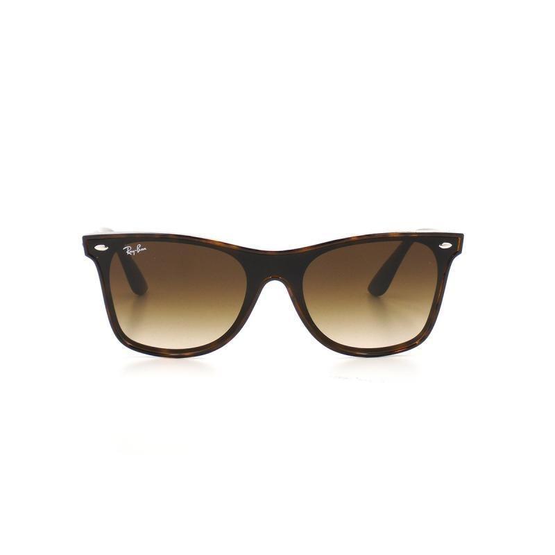 7a9dd9580 Óculos De Sol Ray Ban Wayfarer 4440-n T 41 C 710/13 Marrom - R$ 618 ...