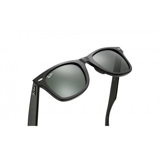 bdea7460a Óculos De Sol Ray-ban Wayfarer Classic Rb2140 901 - Refinado - R ...