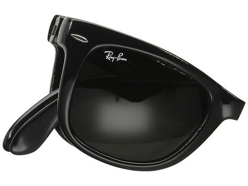 b1ce104ab Oculos De Sol Ray Ban Wayfarer Dobravel Folding Rb4105 50mm - R$ 178 ...