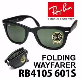 2b9265edf Ray Ban Wayfarer Original Dobravel - Óculos no Mercado Livre Brasil