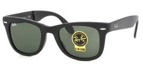 02206c2c7 Ray Ban Wayfarer Rb 2140 Tamanho 54mm De Sol - Óculos no Mercado Livre  Brasil