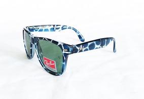 1c6be9067 Ray Ban Wayfarer Dobravel Rb4105 Original - Óculos no Mercado Livre ...