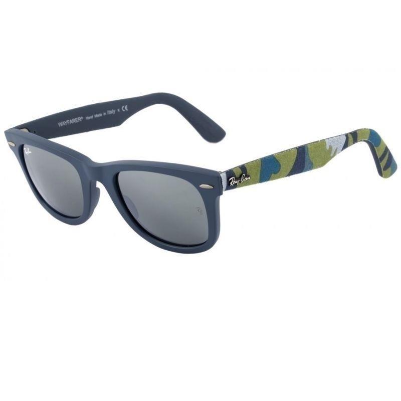 078f31387352b Óculos De Sol Ray Ban Wayfarer Rb2140 6061 40 50 - R  411,75 em ...