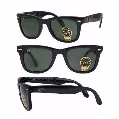 943533b96 Óculos De Sol Ray Ban Wayfarer Rb2140 Masculino Feminino - R$ 139,90 ...