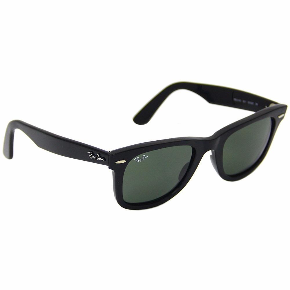 e9820908994fe óculos de sol ray ban wayfarer rb2140 tamanho 50. Carregando zoom.