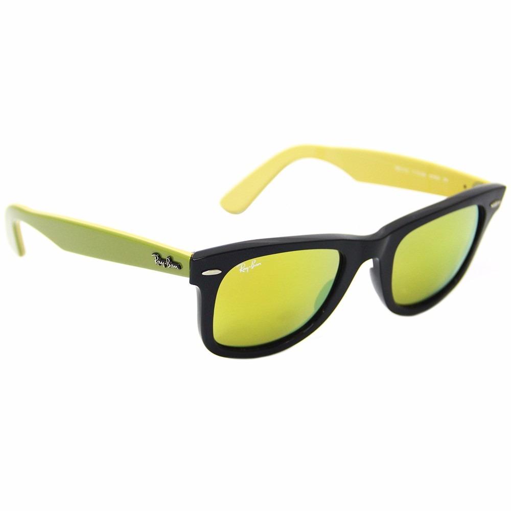 7e057f995f822 óculos de sol ray ban wayfarer rb2140 tamanho 50 (menor). Carregando zoom.