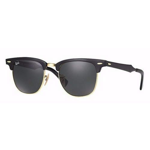 Oculos De Sol Rayban Clubmaster Aluminium Rb3507 + Brinde - R  249 ... b15c3474cb