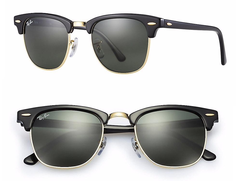 137766c728 Oculos De Sol Rayban Clubmaster Várias Cores / Envio 24 Hs - R$ 46 ...