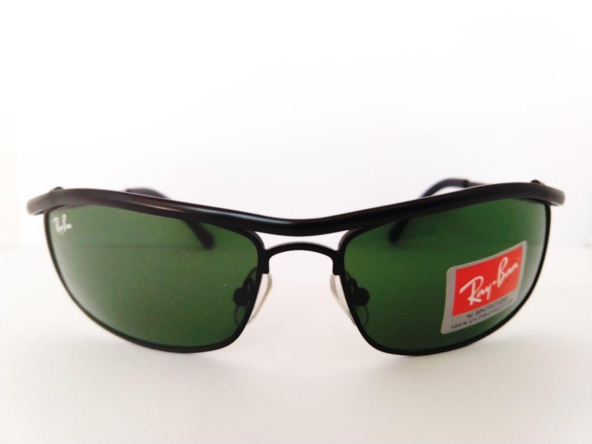 oculos de sol rayban demolidor rb3339 cristal mais brinde. Carregando zoom. 46147199d5