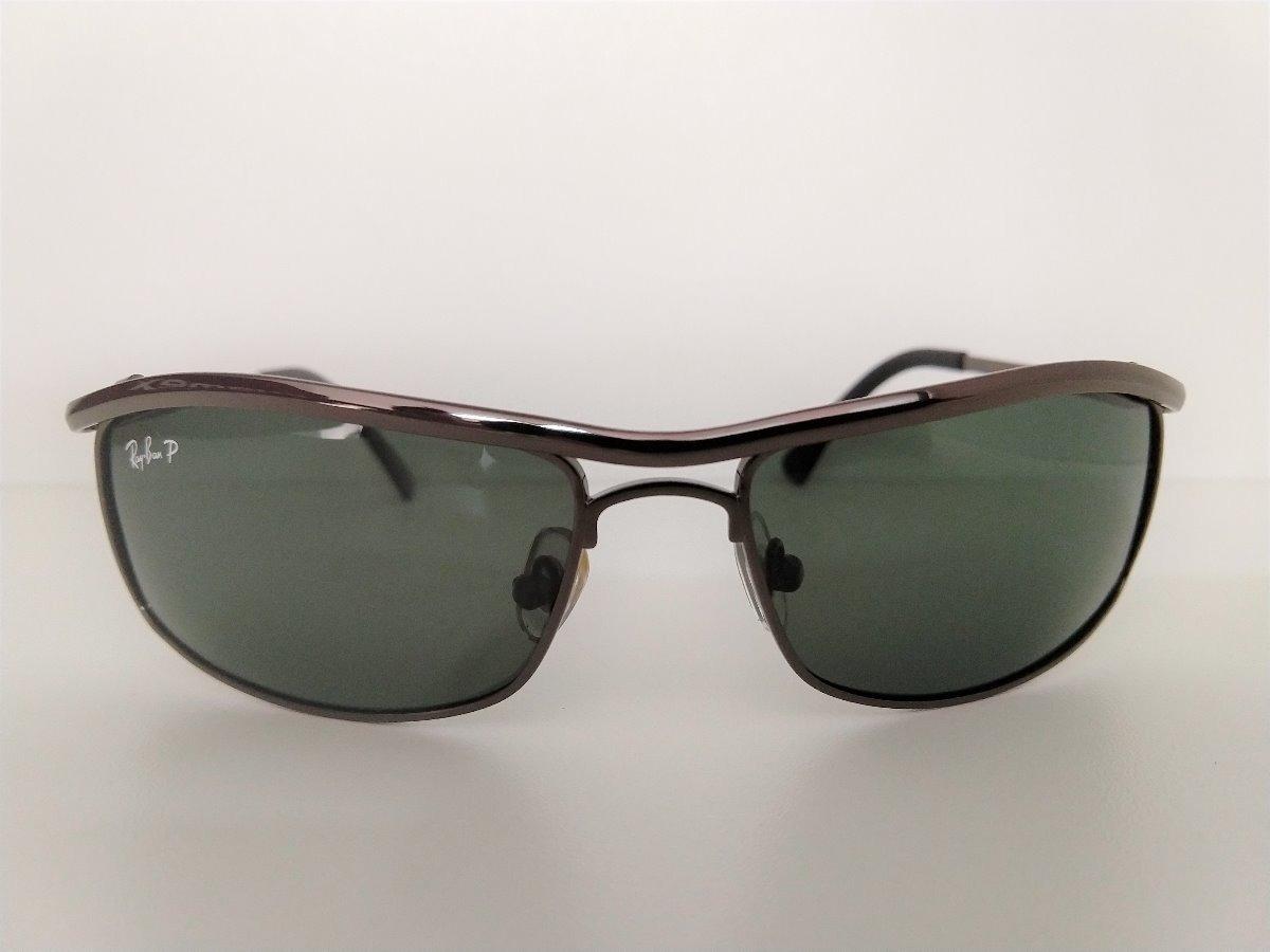 Oculos De Sol Rayban Demolidor Rb3339 Polarizado - R  170,00 em ... ad430b444b