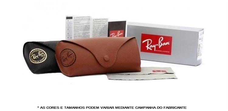 7fb30d606f239 Óculos De Sol Rayban Hexagonal Rb3548 - Original - Saldão - R  269 ...