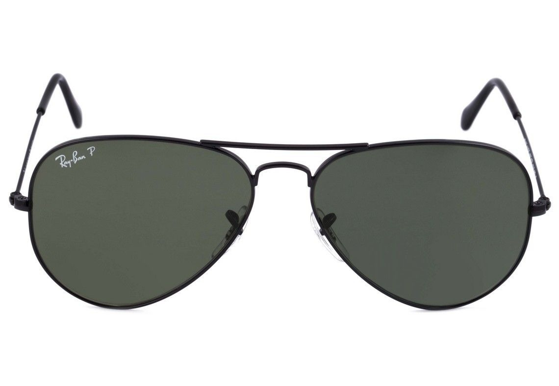 588fa7e3a Oculos De Sol Rayban Lente Polarizada Estilo Aviador +brind - R$ 259 ...