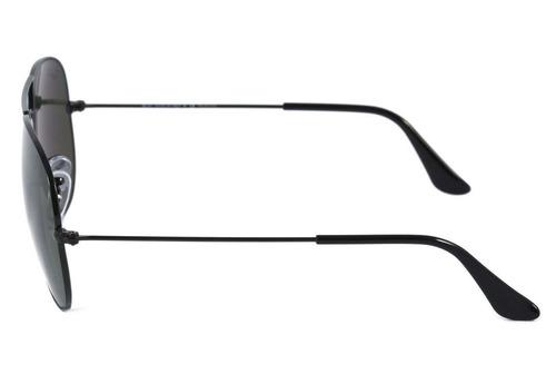 d4fe80274 oculos de sol rayban lente polarizada estilo aviador +brinde. Carregando  zoom.