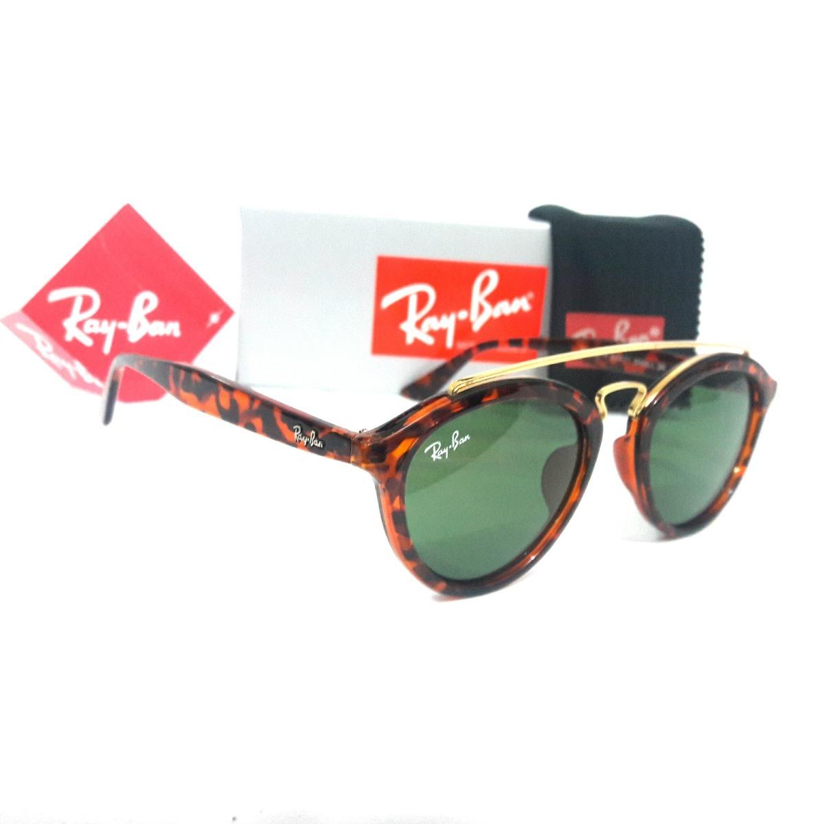 ff956409d12a óculos de sol rayban new gatsby feminino premium cristal lux. Carregando  zoom.