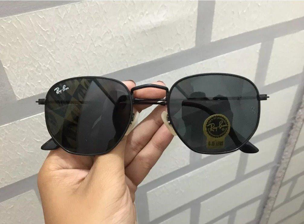 473f412854615 oculos de sol rayban ray ban hexagonal promoção frete grátis. Carregando  zoom.