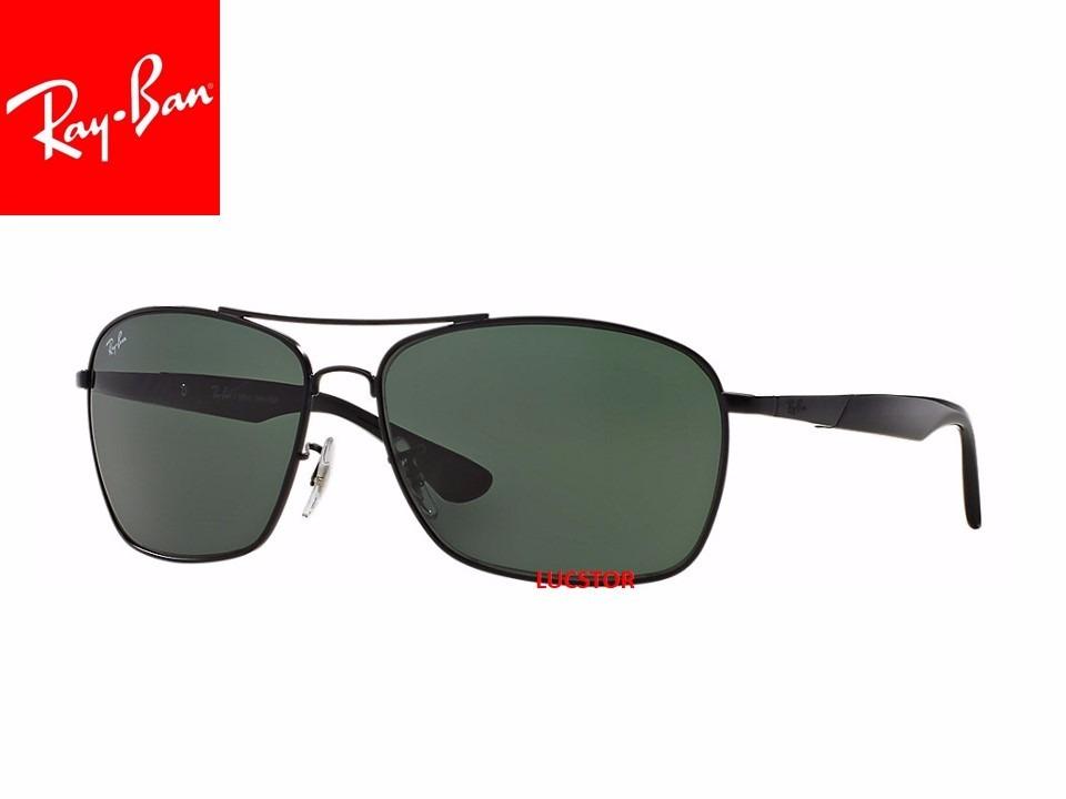 Oculos De Sol Rayban Rb3531l-64-006 7 Metal G15 - R  379,99 em ... 4390bd93bd