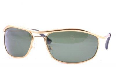 849193b9d7e87 Óculos De Sol Rayban Rb8012 Demolidor Olimpian. Dourado. - R  329