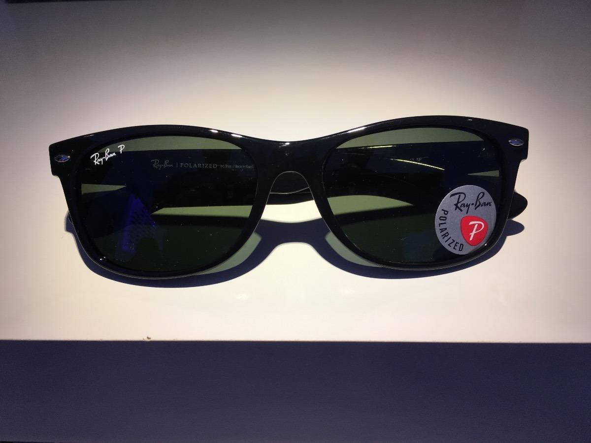 92fcce2bf44f5 óculos de sol rayban wayfarer polarizado original barato. Carregando zoom.