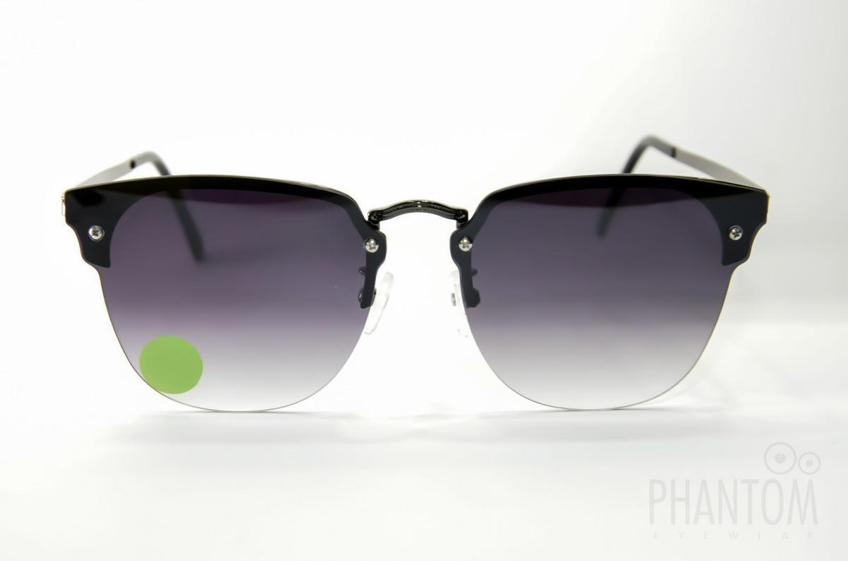 a5efb28bf óculos de sol redondo aviador preto feminino masculino moda. Carregando  zoom.