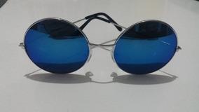 dd009fdf0 Oculos John Lennon Azul De Sol - Óculos no Mercado Livre Brasil