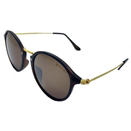 ccb86ec1875bf Óculos De Sol Redondo Fashion Marrom Unissex Lente Uva - R  120,00 ...