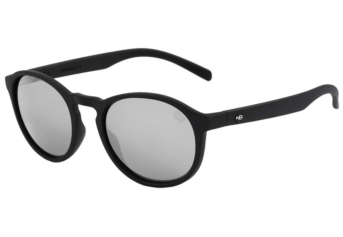 Óculos De Sol Redondo - Hb Gatsby - Preto cinza - R  330,00 em ... 93cce700ec