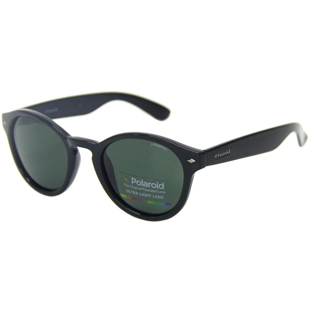 Óculos De Sol Redondo Polaroid 1018 Polarizado + Brinde - R  198,37 ... 45bd5f9ca0