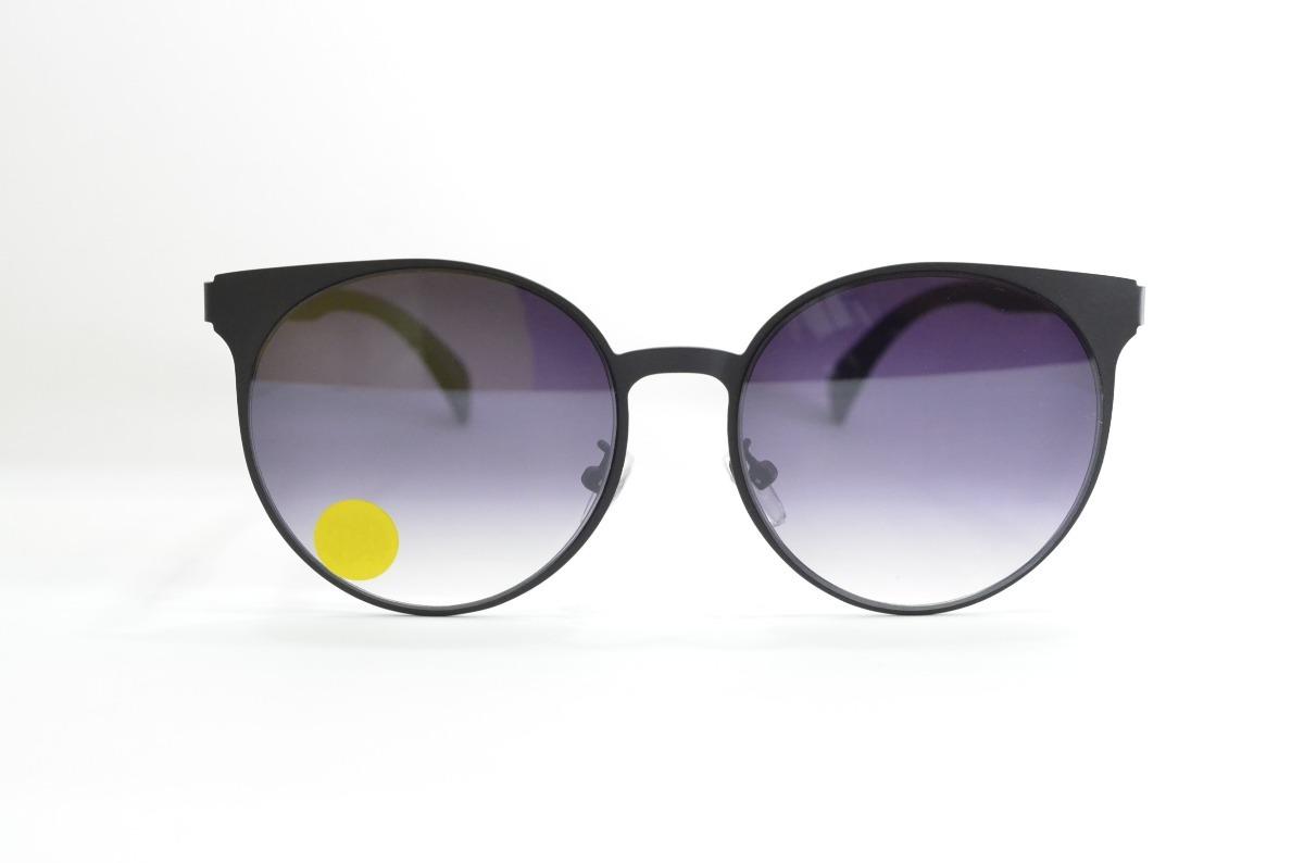 9f8296f99e392 oculos de sol redondo preto grande degrade feminino aviador. Carregando zoom .