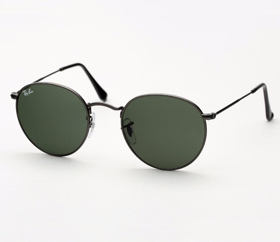 oculos de sol redondo preto round feminino masculino. Carregando zoom. c3977b63f9