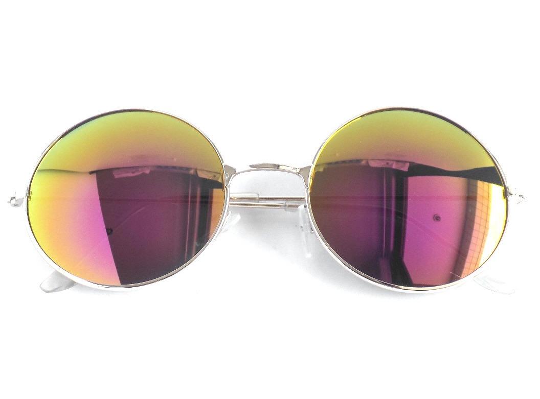 óculos de sol redondo retrô lennon ozzy vintage várias cores. Carregando  zoom. 29a8fb50b0