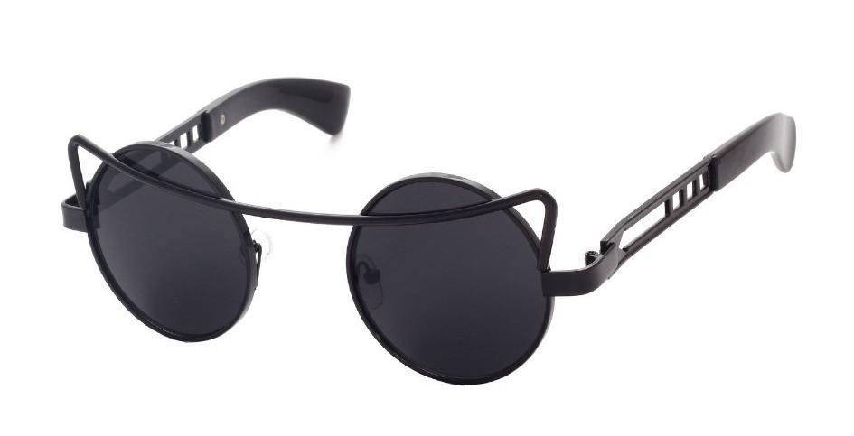 4c11b6a36 óculos de sol redondo retrô vintage circular alta qualidade. Carregando zoom .