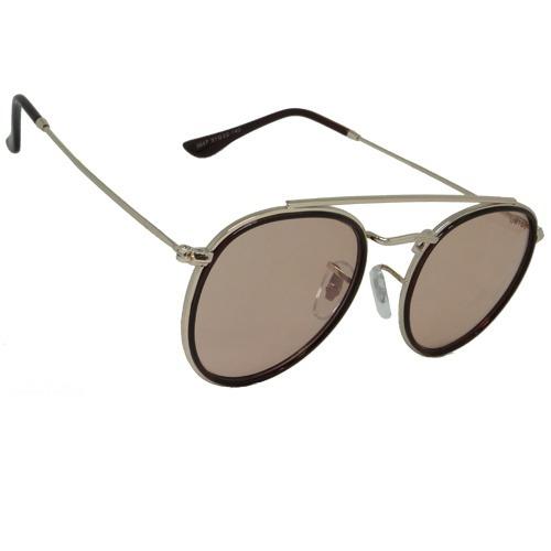 aad5eb37492b8 Óculos De Sol Redondo Rosa Geror 02575 Desconto 30% - R  140,00 em ...