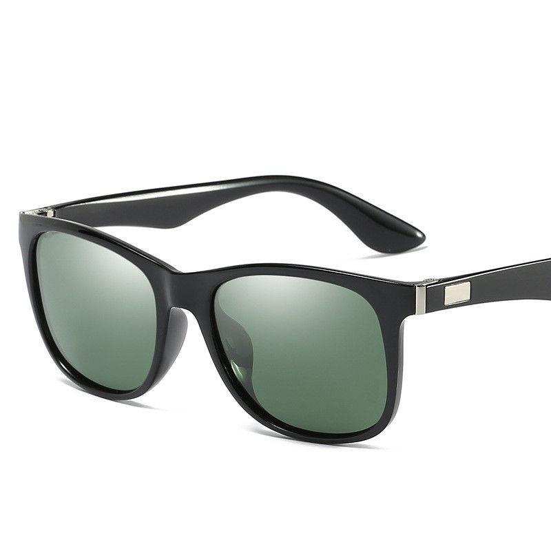 708f9fc2c9791 Óculos De Sol Retrô Aviador Polarizado Uv400 - R  120,00 em Mercado ...