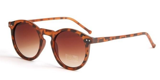 Óculos De Sol Retrô Illesteva Onça Feminino Frete Grátis - R  74,78 ... a073ec38b8