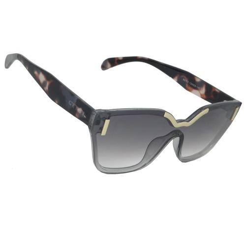 Óculos De Sol Retrô Preto Geror 02636 Desconto 30% - R  136,00 em ... c0837afc25