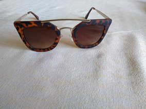 b606746e5 Oculo Sol Prada Tartaruga - Óculos no Mercado Livre Brasil