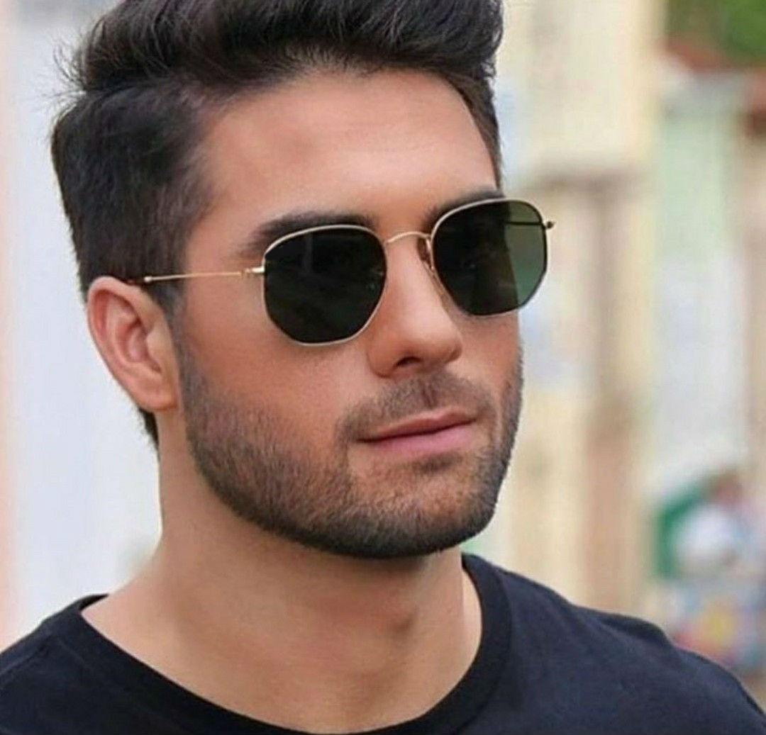 58118a22437b3 óculos de sol retro vintage masculino importado coleção nova. Carregando  zoom.