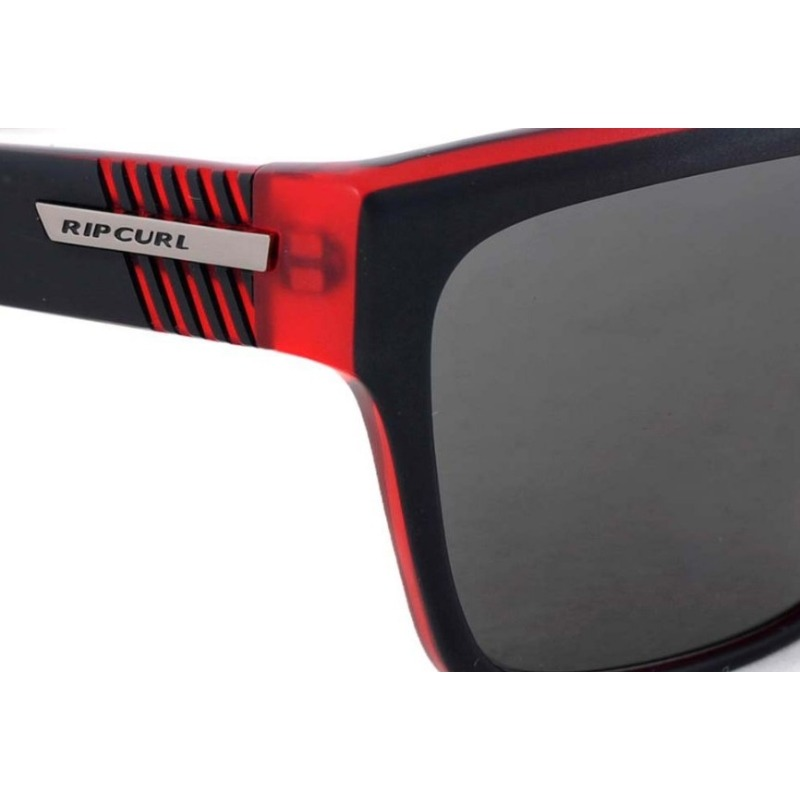 Óculos De Sol Rip Curl Trigg Polarized Black Red - R  399,00 em ... 8b298654be