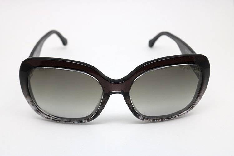 Óculos De Sol Roberto Cavalli 1041 Cecina Preto - R  1.102,00 em ... 5ab7ac8b52