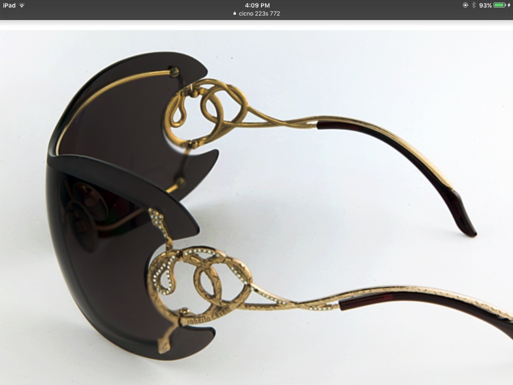 b78efe2ee8492 oculos de sol roberto cavalli cicno 223s usado original. Carregando zoom.
