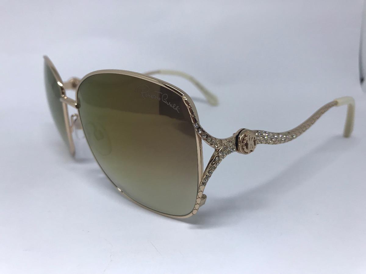 91b4e8939494e Oculos De Sol Roberto Cavalli Modelo Meissa - R  1.219,00 em Mercado ...