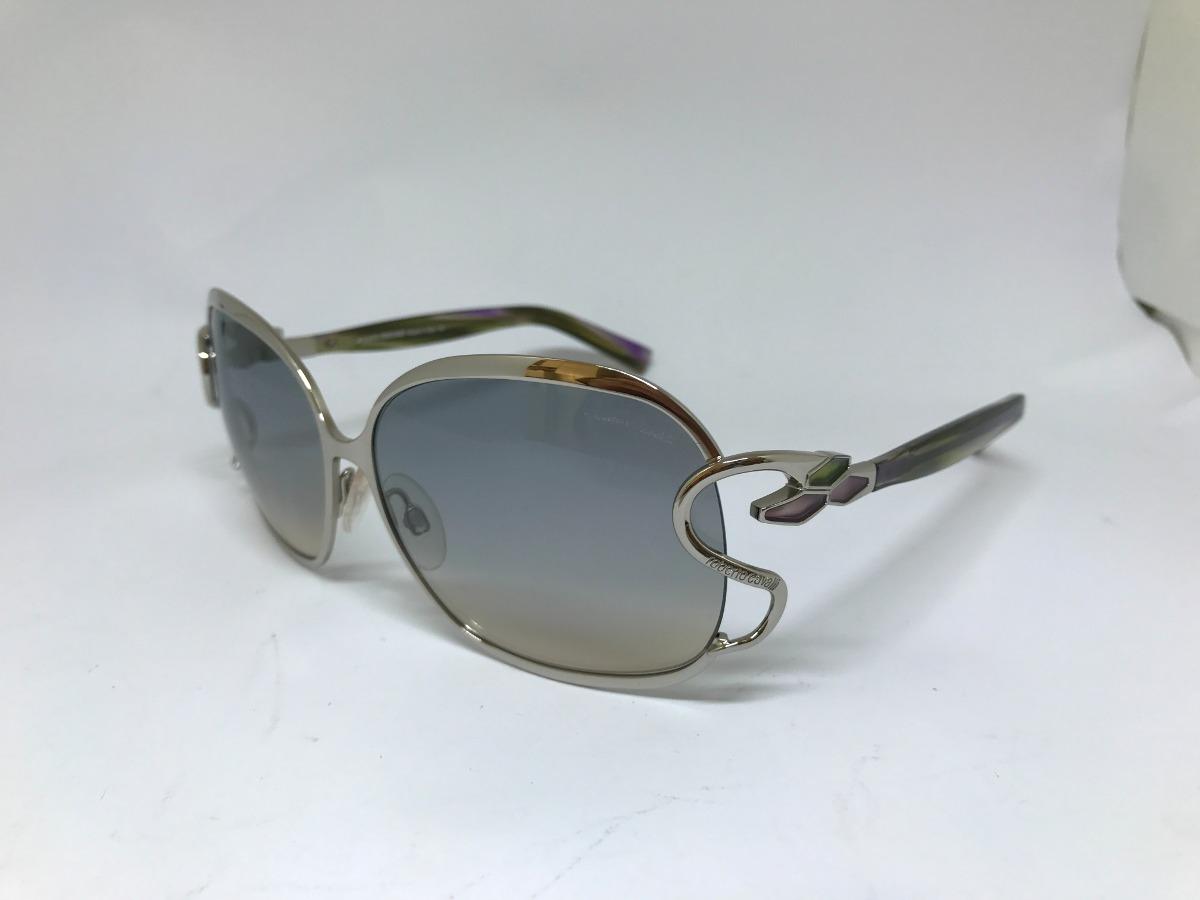 53f5d033f60b8 Oculos De Sol Roberto Cavalli Modelo Mimosa - R  439,00 em Mercado Livre