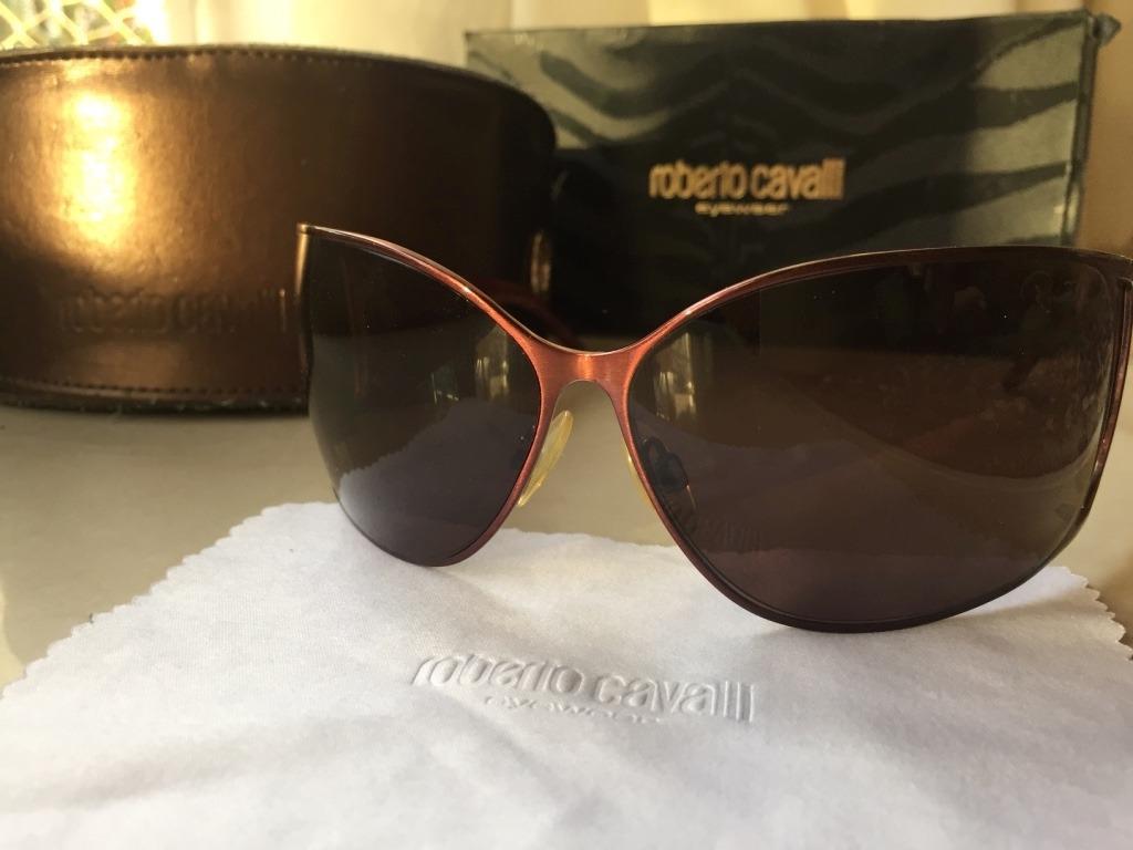Óculos De Sol Roberto Cavalli Original - R  300,00 em Mercado Livre 23d2827e2a