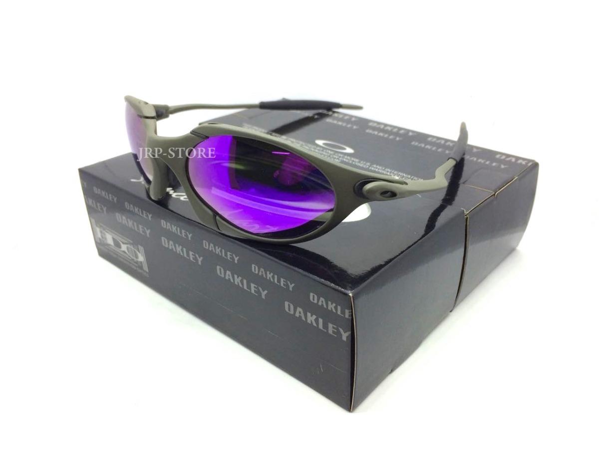 Oculos De Sol Romeo 1 X Metal Lentes Violet 100% Polarizada - R  159 ... 5363436f0f