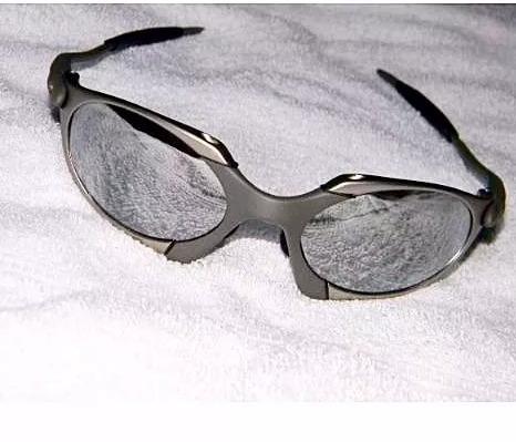 Oculos De Sol Romeu 1 Tio 2 Cinza+lente Espelhada Saldão - R  120,00 ... 33cefac5c2